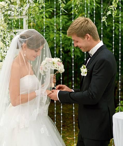 Анна кошмал свадьба фото